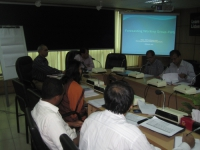 DGFP Forecasting Working Group (FWG) Meeting held