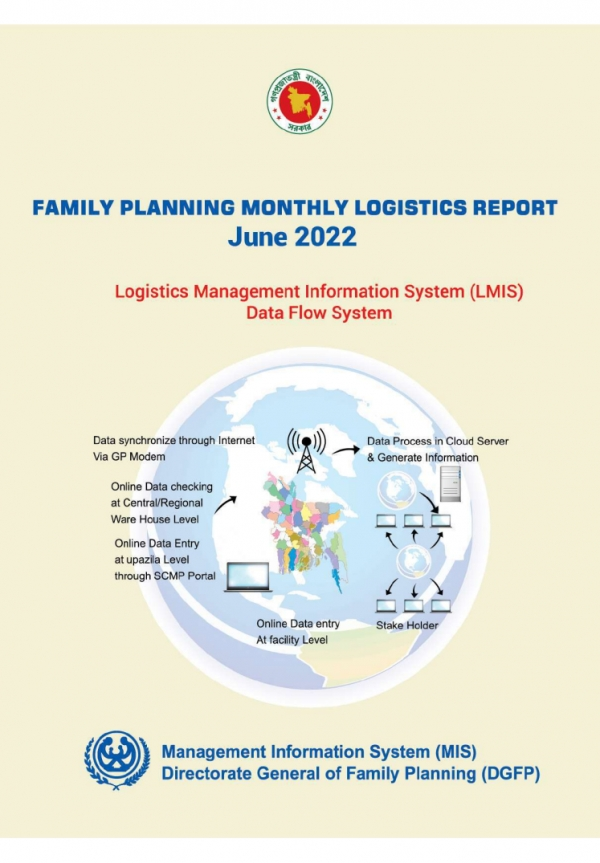 DGFP Monthly Logistics Report