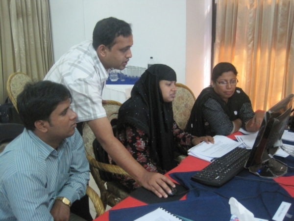 Basic Training on Upazila Inventory Management System (UIMS) for Upazila Family Planning Staff