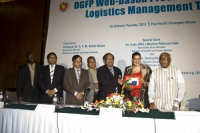 Inauguration of DGFP Supply Chain Information Portal