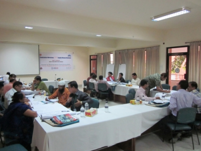 Finalization Workshop on Supply Manual Revision