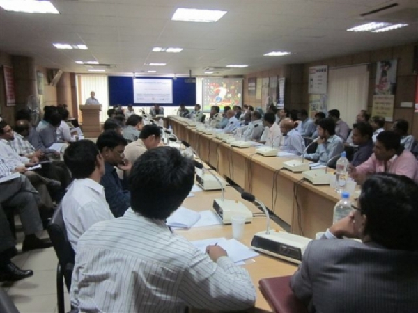 DGFP Organized Bidders' Orientation program