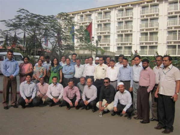 Consultative Workshop on Supply Manual Revision held