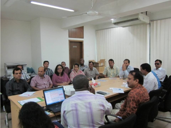 Bid document and Procurement Procedures Manual (PPM) review workshop